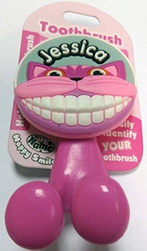 Toothbrush Holder ~ Kids/Children/Family ~ Names Starting with 'J' (Jessica)