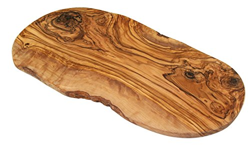 D.o.m. die olivenholz-manufaktur d.o.m.-tagliere naturell in legno d' ulivo 40cm