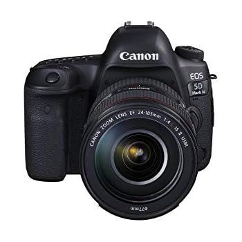 Canon EOS 5D Mark IV + EF 24-105mm f/4L IS II USM Juego de cámara ...