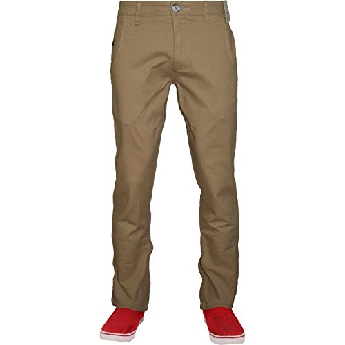 Mens Jack south Booho Chino Stone 36R