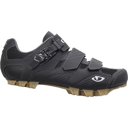 Cycling Shoe Giro Jacket Grigio-Verde Nero - nero