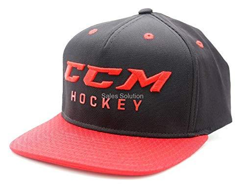 CCM True Hockey Senior Black Cap
