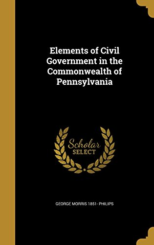 elements-of-civil-government-in-the-commonwealth-of-pennsylvania