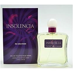 Parfum Femme Insolencia - Naturmais - Eau de Toilette - 100 ml