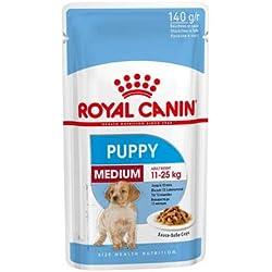 ROYAL CANIN Medium Puppy Wet - 10 x 140 g