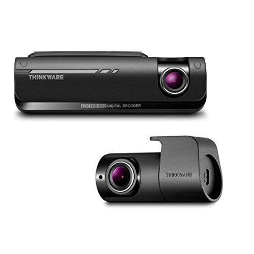 Thinkware F770Full HD 1080p con Super Visione Notturna, Dash Cam Anteriore e Posteriore Sony Exmor CMOS Sensor