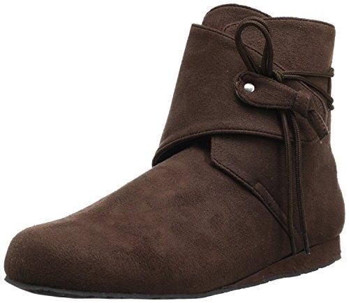 Higher-Heels Funtasma Stiefel für Herren Renaissance-50 braun Gr. -