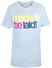 T-Shirt pour homme Conçu pour être posé Xplicit humoristique Inscription Slogan Tee