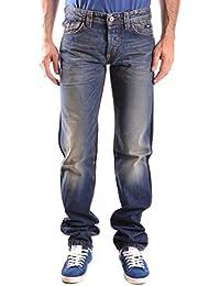 Dolce E Gabbana Homme MCBI099335O Bleu Coton Jeans