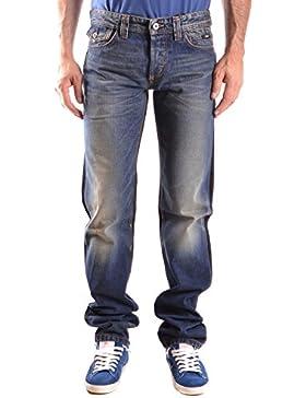 Dolce E Gabbana Hombre MCBI099335O Azul Algodon Jeans