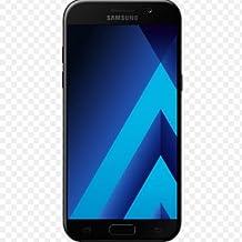 Samsung Galaxy A5 2017 Smartphone, Nero, 32GB espandibili, [Versione Italiana]