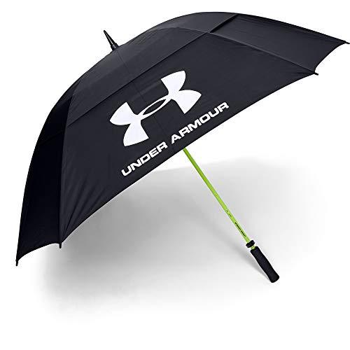 Under Armour Herren Golf Umbrella-Double Cover Regenschirm,