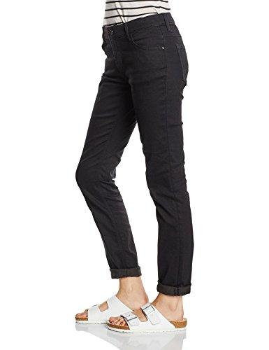 MUSTANG Damen Jeanshose Soft & Perfect, Schwarz (Midnight Black 480) Schwarz (midnight black 480)
