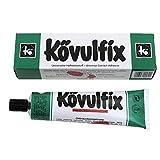 Koevulfix Rekord Kontakt Klebeband Kleber 90 g, für alle Zwecke, für Schuhe, Leder, Filz, Kork und Gummi) mehr. Hochwertiges Produkt made in Germany!!!