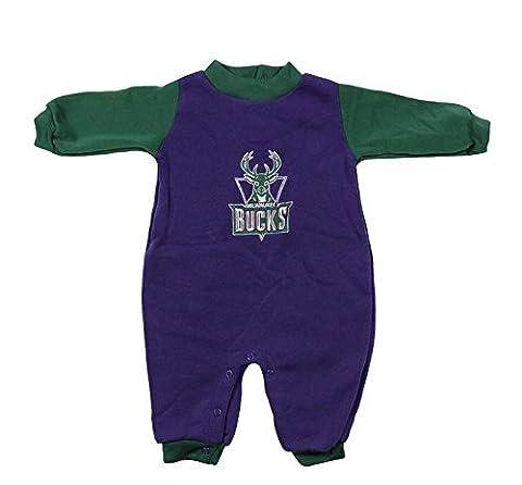 NBA Sports - Veste de sport - Bébé (garçon) 0 à 24 mois Purple / Green 6-9 mois