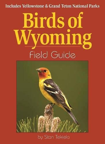 Birds of Wyoming Field Guide: Includes Yellowstone & Grand Teton National Parks (Bird Identification Guides)