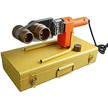 Soldador Electrica de Tuberia Plastic 700W/900W,200-230V/50Hz,280ºC