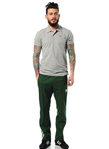 Adidas Originals Europa TP Uomo Pantaloni Allenamento, verde-bianco, F95437 - verde, XS verde