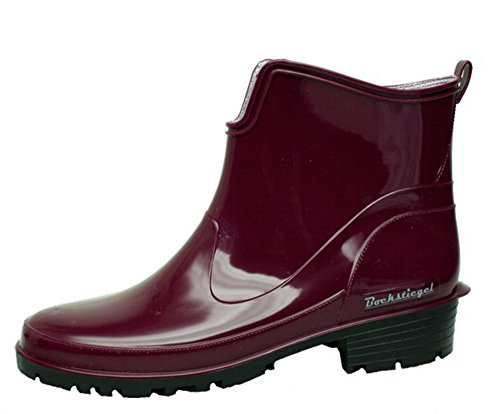 Bockstiegel Womens Ankle Heel Wellies Elke