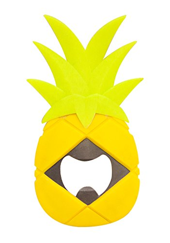ckb-ltd-pineapple-novelty-bottle-opener-ideal-for-cocktail-parties-made-from-silicone-and-stainless-