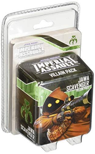 Fantasy Flight Games FFGSWI42 Jawa Scavenger Bösewicht Pack: Star Wars Imperial Assault Exp, ()