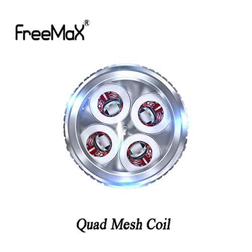 FreeMax Kanthal Quad Mesh coil 0.15ohm 3pcs