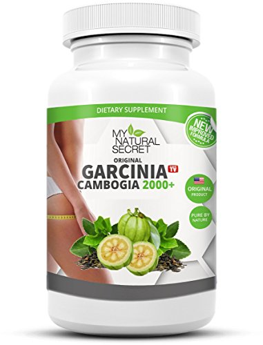 Preisvergleich Produktbild Ultra Garcinia Cambogia 2000+ das Original! Die Abnehmsensation aus den USA – ultra effektiv 60% HCA. 2000mg US Vegi-Chrom Formel