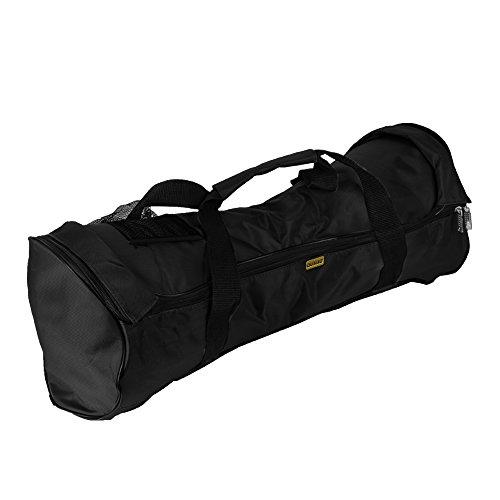 Qumao borsa impermeabile per trasportare conservare 6,5'' colore nero