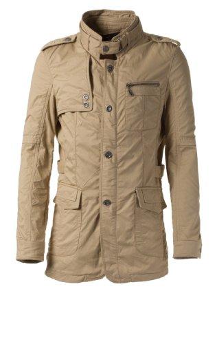 Yazubi Herren leichte Jacken Jacke Beige