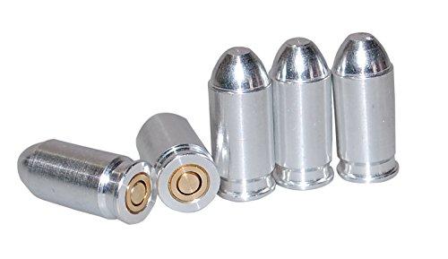Pufferpatrone Pufferpatronen Alu 9mm Makarov 5 Stck