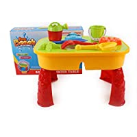 HomeStoreDirect  ® Sand And Water Table Kids Childrens Sandpit Outdoor Garden Play Set