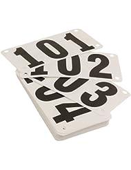 Mini-dossards indéchirables pour les manifestations sportives - de 1 à 100 - de 101 à 200 - de 201 à 300 - de 301 à 400 - de 401 à 500