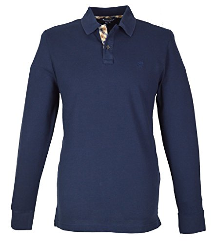 aquascutum-camiseta-de-manga-larga-para-hombre-azul-azul-marino-x-large