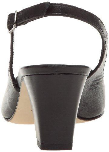 Donna Piu ,  Scarpe col tacco donna Nero (Schwarz (Noir))