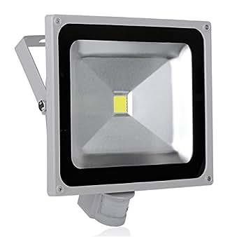 50w smd led flutlicht fluter strahler au enbeleuchtung innenbeleuchtung kaltweiss ip65. Black Bedroom Furniture Sets. Home Design Ideas