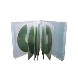 Expérience de la réalité acoustique classique 12 disques Blu-ray Collection Audio 7.1 DTS-HD