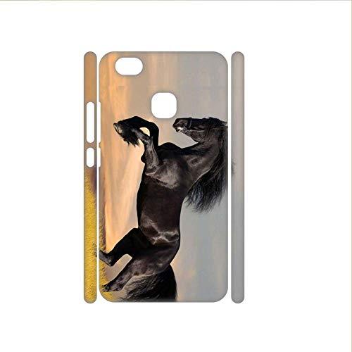 Bauchmuskeln Design Horse Für Frauen Dünn Benutzen Als Huawei P10 Lite ()