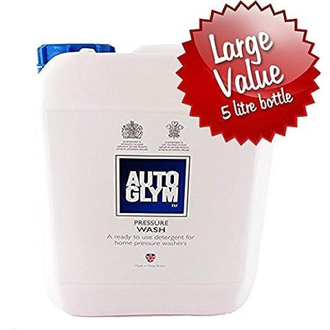 2 shampoo/schiuma Autoglym a pressione, 5 litri, da utilizzare con Karcher/Bosch/Alto Kew