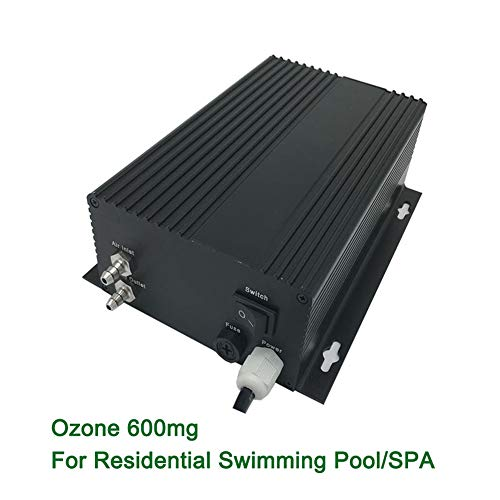 GRASSAIR Kommerzieller Ozonator-Ozon-Generator-Wasser-Reinigungsapparat-Korona-Entladung Badekurort/Pool 600Mg / Hr - Ozon-luft-generator