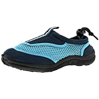 Wynsors Lagoon Boys Synthetic Material Shoes Navy - 13 Child UK