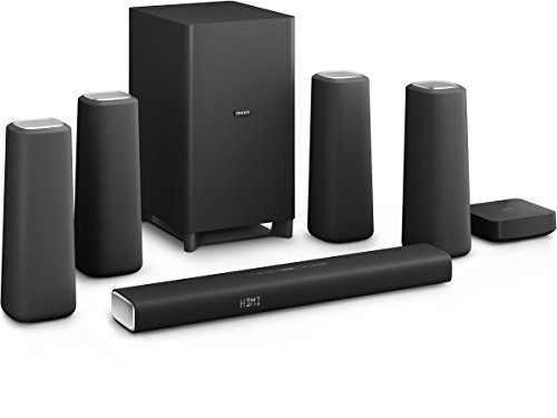 Philips-CSS5530B-Zenit-Cinema-Surround-Wireless-Speakers-51-NFC-HDMI-ARC-Black