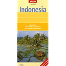 Indonesia Nelles Map
