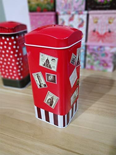 Genven Nouveaux gadgets de cuisine Boîte d'économies de pièces pour enfants (grande marque carrée)