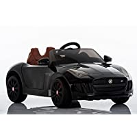 Duplay Licensed Jaguar F-Type Kids 12v Electric Car with Remote Control and Music Functions ( 4 Colours)