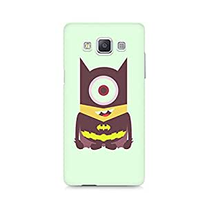 High Quality Printed Cover Case for Samsung A5 Model - Minion Batman