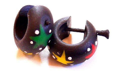 pendientes-de-madera-piercing-etnica-tribal-wooden-earrings-wood-etoile