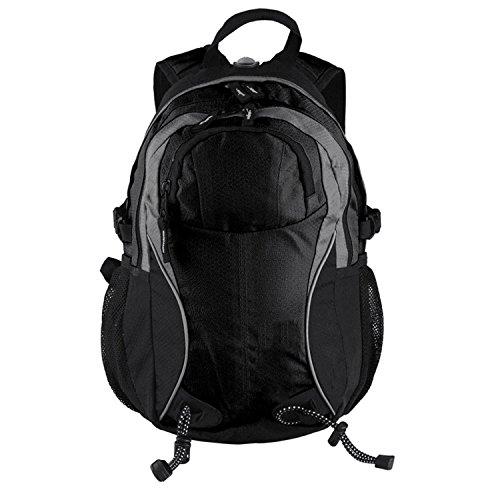 indossano impermeabili respirabile ripstop indietro cuscino outdoor alpinismo borsa. ( colore : Nero ) Nero