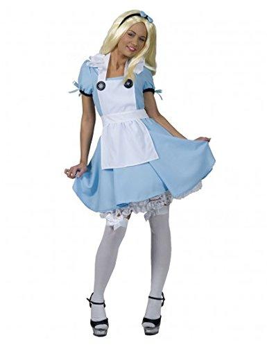 ,Karneval Klamotten' Kostüm Alice Dame Kostüm Karneval