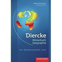 Diercke Taschenbücher: Diercke Wörterbuch Geographie - Ausgabe 2011