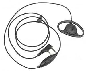 Midland - Micro cravate oreillette pour Motorola gp-320/340/360/380
